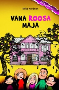 Keranen-vana-roosa-maja