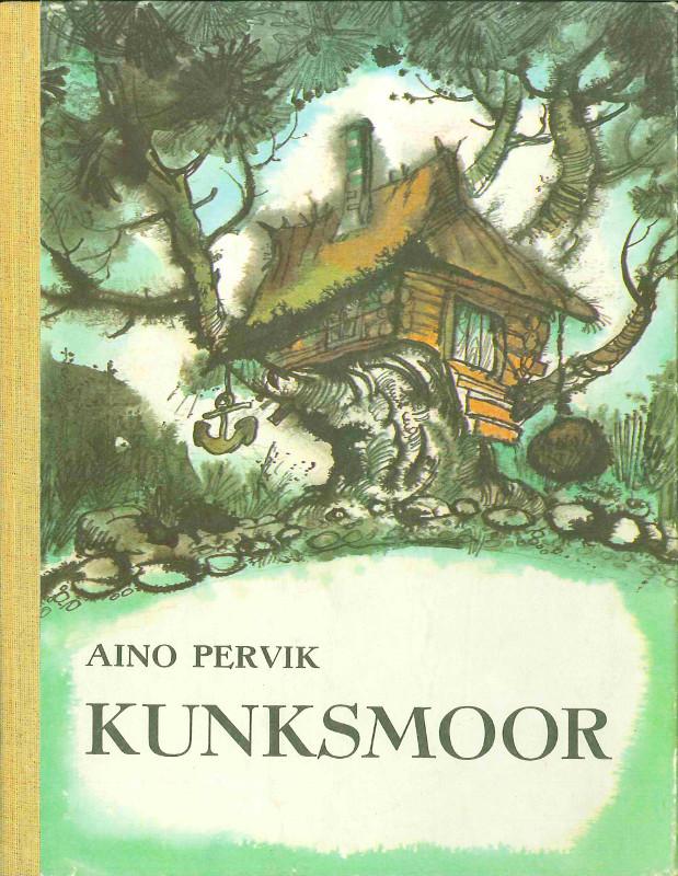 Eesti Lastekirjanduse Keskus » Aino Pervik