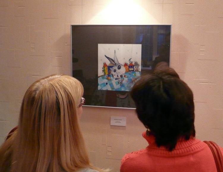 Moskvas avati Eesti lasteraamatute illustratsioonide ülevaatenäitus