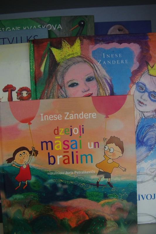 Läti lastekirjanduse seminar