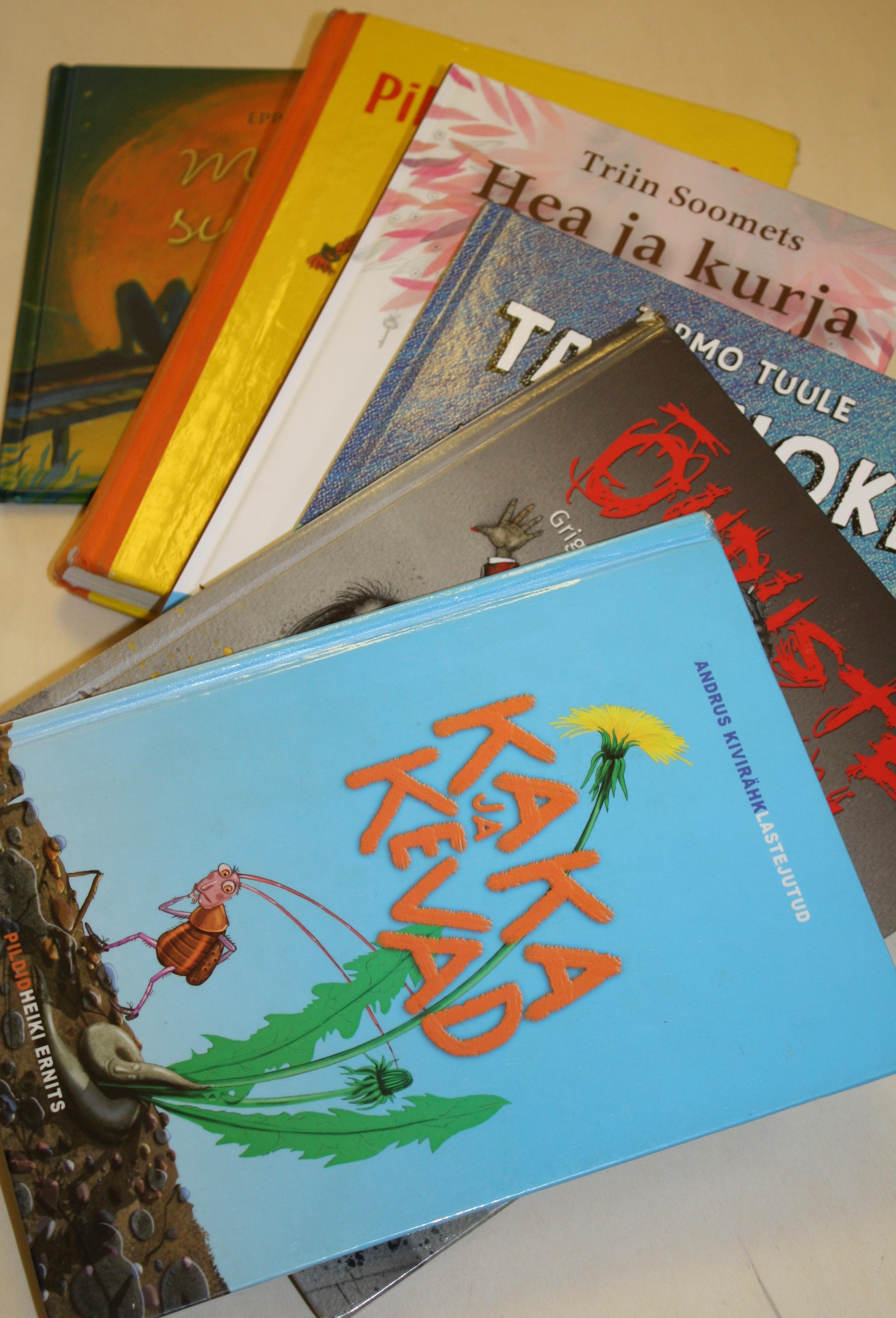 """Kutsume seminarile """"Laps kirjanduses 3"""" 20. oktoobril"""