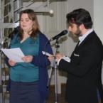 Jenni Kallionsivu ja Daniel Boyacioglu