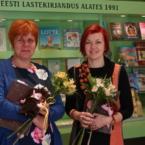 Muhvi auhinna laureaadid Piia Tuule ja Anu Amor-Narits