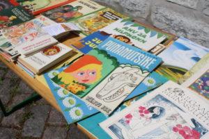 Lasteraamatud laadalt