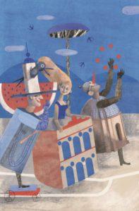 Anna Forlati illustratsioon