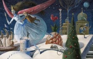 Viktoria Fomina illustratsioon