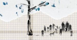 """Amanda Mijangose illustratsioon raamatule """"Parentalia""""Parentalia"""