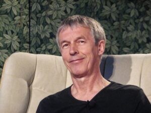 Prantsuse kirjanik Jean Claude Mourlevat